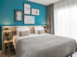 Appart'City Confort Genève Aéroport Vernier, apartment in Geneva