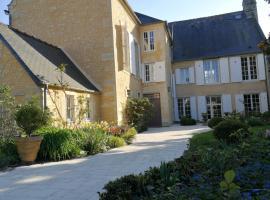 """Hôtel particulier """"le clos de la croix"""", hotel near Baron Gerard Museum, Bayeux"""