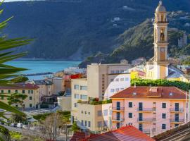 Hotel Residence Paradiso, serviced apartment in Moneglia