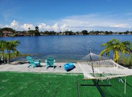 Lake Life - 3/2 Lake House With Spectacular View, villa in Fort Lauderdale