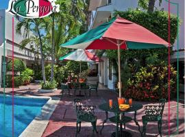 Hotel La Pergola, hotel in Manzanillo