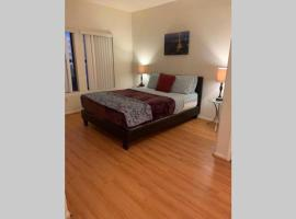 1BR Apartment with Patio in DTLA, apartment in Los Angeles