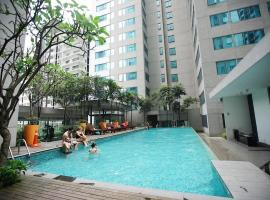 New hope Hostel, hotel with pools in Kuala Lumpur