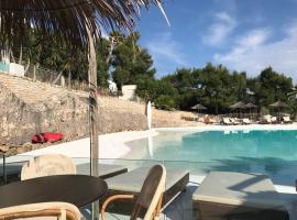 Viestemare Resort & SPA, resort village in Vieste