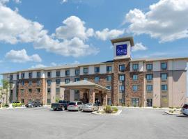 Sleep Inn & Suites Middletown - Goshen, hotel a Middletown