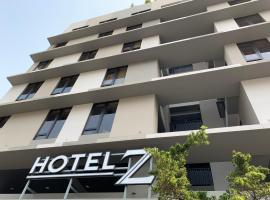 Hotel Z, hotel in Taichung