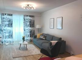 City Homes Oulu Deluxe Apartment 2 Bedrooms, hotel in Oulu