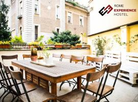 Rome Experience Hostel, hotel in Rome