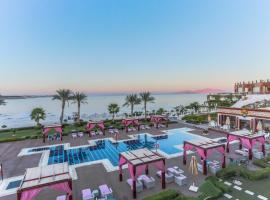 Sunrise Arabian Beach Resort, готель у Шарм-ель-Шейху