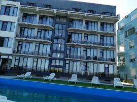 Premium Sea View ***, hotel in Costinesti