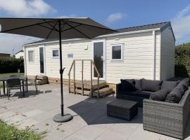 OCAF Lynn - Oosterschelde Camping Anna Friso, hotel in Kamperland