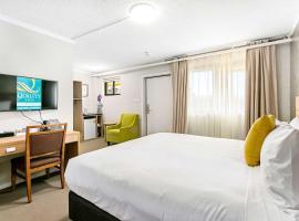 Quality Inn Sunshine Haberfield, hotel near Skoda Stadium, Sydney