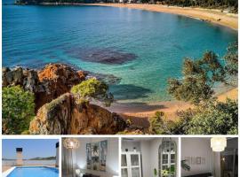BEACH&POOL, 365 days OPEN in Fenals Beach, apartamento en Lloret de Mar