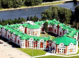 Hotel Park Krestovskiy, hotel in Saint Petersburg