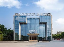 Lavande Hotels·Guangzhou Panyu Wildlife Park, hotel near Guangzhou South Train Station, Guangzhou