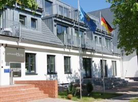 Strandhotel Dranske, Hotel in Dranske