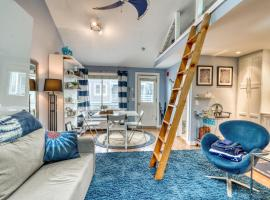 Provincetown Waterfront Studio, apartment in Provincetown