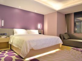 Viesnīca Lavande Hotel (Zhuhai Gongbei Port Fuhuali) pilsētā Džuhai