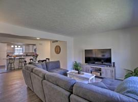 Modern Home 3 Mi to UK, 5 Mi to Bourbon Trail, vacation rental in Lexington