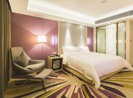 LAVANDE HOTELS Guangzhou South Railway Station QIfuxincun, hotel near Guangzhou South Train Station, Guangzhou