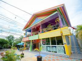 OYO 922 Thammachart Resort Kaosrichang, hotel in Ko Si Chang