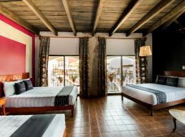 Capital O Posada La Plazuela, hotel en Cuetzalan del Progreso