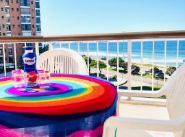 Dzīvoklis Barra Summer Palace, praia e boas dicas Riodežaneiro
