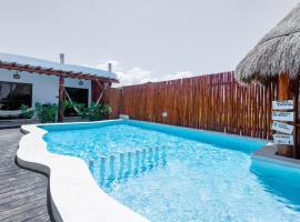 Mis Sueños Holbox, hotel in Holbox Island
