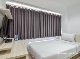 Klinpod Hotel, hotel in Jakarta