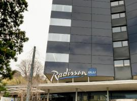Radisson Blu Hotel, St. Gallen, hotel in St. Gallen