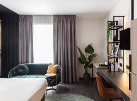 Ariane Hotel, budget hotel in Ieper