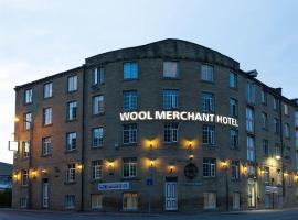 Wool Merchant Hotel HALIFAX, hotel near Eureka Museum for Children, Halifax