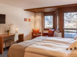 Hotel Allalin, hotel near Alpin Express, Saas-Fee