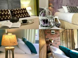 Chambres d'hotes Les Ecrins, hotel en Orbey