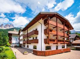 Garni Aritz, hotel in Campitello di Fassa
