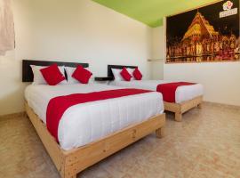 OYO Hotel Poy Poy, hotel en Chignahuapan