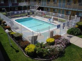 Oasis Inn Sacramento- Elk Grove, motel in Sacramento