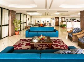 Hotel Verdemar, hotel near Iguatemi Shopping Mall, Salvador