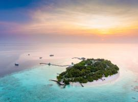 Eriyadu Island Resort、Reethi Rahのホテル