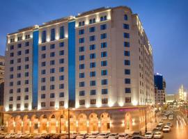 Crowne Plaza Madinah, boutique hotel in Medina