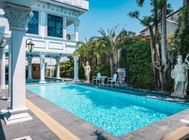 Amazing Pool Villas ที่พักให้เช่าในพัทยากลาง