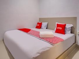 OYO 1345 Alfalah Residence, отель в Медане