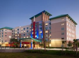 Holiday Inn Express & Suites - Orlando At Seaworld, hotel near Visit Orlando's Official Visitor Center, Orlando
