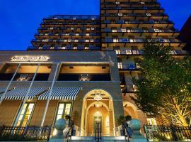 Hotel Monterey Kobe, отель в Кобе