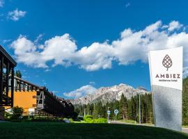 Ambiez Residencehotel, serviced apartment in Madonna di Campiglio
