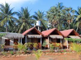 Trinco Star Cabana, отель в Тринкомали