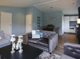 DeLuxe 6 pers., geen TV, 3 slaapkamers, hotel in Nunspeet