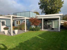 Duin villa met dakterras, 6 personen, hotel in Nunspeet