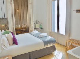 La Casa Gran B&B, boutique hotel in Barcelona