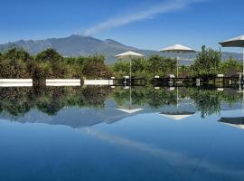 Ramo d'Aria Etna Boutique Hotel, hotel a Giarre